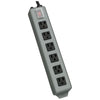 Tripp Lite Waber Industrial Power Strip 6 outlet 15' Cord 5-20P