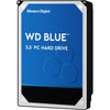 Disco Duro Interno Western Digital WD Blue 3.5'', 2TB, SATA III, 6 Gbit/s, 5400RPM, 64MB
