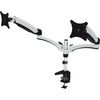Amer Mounts Dual Monitor Mount with Articulating Arms