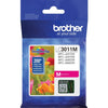Brother LC3011M Original Ink Cartridge Single Pack - Magenta