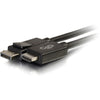 C2G 6ft DisplayPort to HDMI Adapter Cable - Black