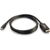 C2G 6ft Mini DisplayPort to HDMI Adapter Cable - Black - TAA