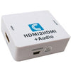 Comprehensive HDMI to HDMI and Audio Converter