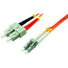 Comprehensive 2M LC TO SC MM Duplex 62.5/125 Multimode