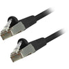 15FT CAT6 BLK SNAGLESS SHIELDED - CABLE