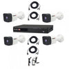 Kit de video PROVISION-ISR PAK4LIGHTCC2MP