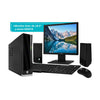 "Computadora de Escritorio Connect AMD E1-2150 Dual Core 4GB RAM, 1TB HDD, Monitor LED Acer V6 18.5"" + Teclado + Mouse + Bocinas de Regalo"