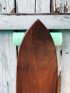 The Fish Mcneej Longboard (Walnut)