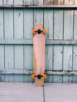 Dancer Longboard (with orange wheels)