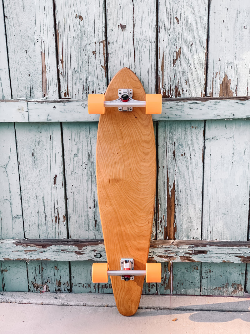 The Fish Mcneej Longboard (Cherry)