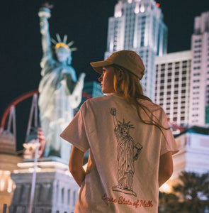 Empire State of Milk Tee