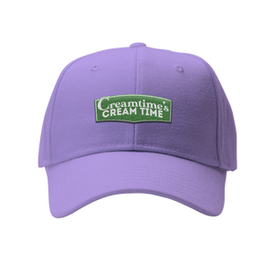Lavender Cream Time Hat