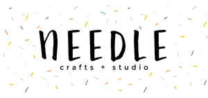 Needle Crafts + Studio