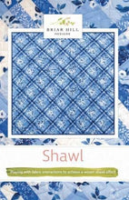 Load image into Gallery viewer, Shawl Quilt Pattern