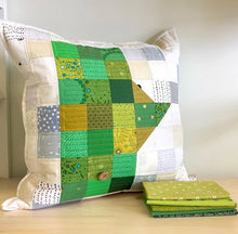 Load image into Gallery viewer, Patchwork Manitoba Mini Quilt Kit