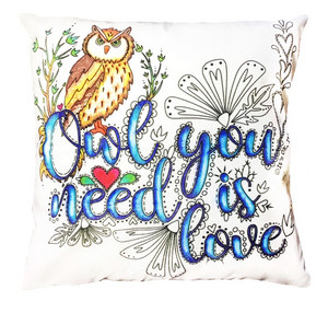 Owl You Need is Love Creative Kit