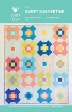 Load image into Gallery viewer, Sweet Summertime Quilt Pattern