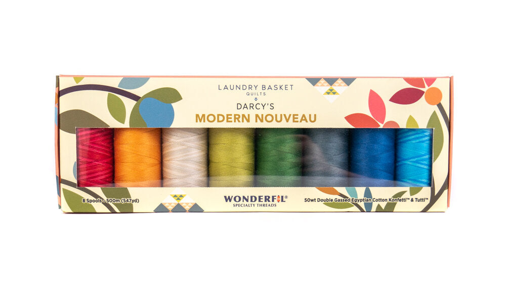 Darcy's Modern Nouveau Thread Pack