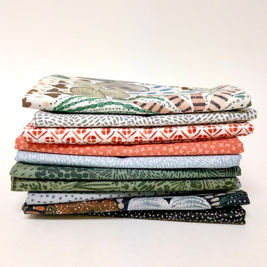 Cacti + Succulents Fat Quarter Bundle