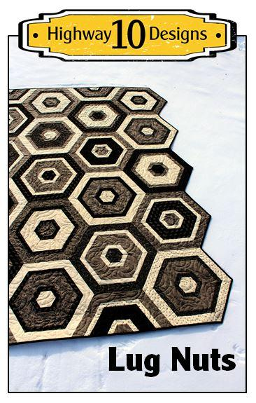 Lug Nuts Quilt Pattern