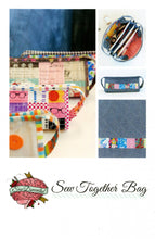 Load image into Gallery viewer, Sew Together Bag Pattern