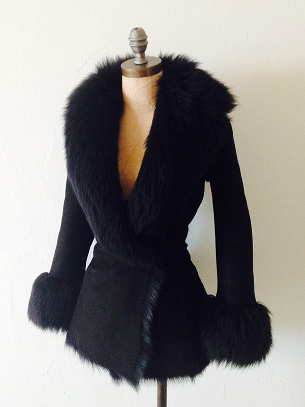 Polly Sheepskin Jacket