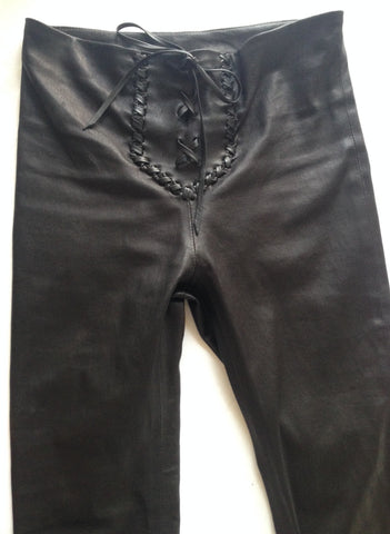 Lenny Leather Pants