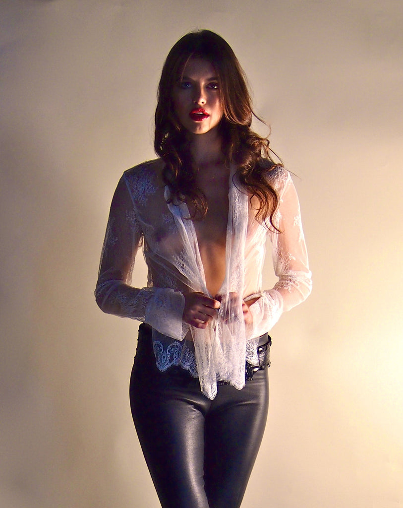 Heartbreaker Lace Shirt