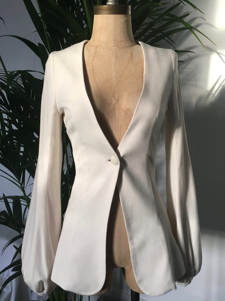 Ossie Silk Jacket