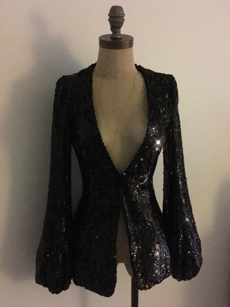 Ossie Sequin Dinner Jacket