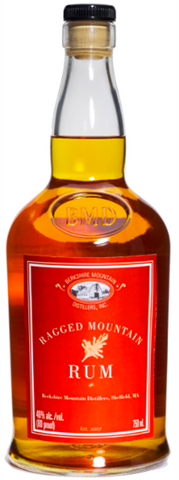 berkshire mountain ragged mountain rum 750 ml