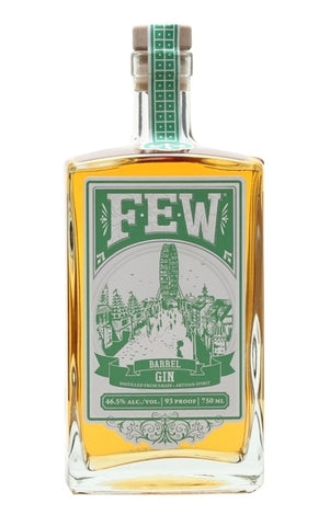 few barrel aged gin 750 ml