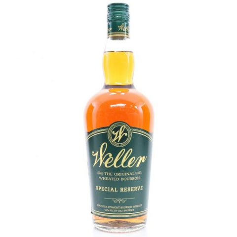 weller special reserve wheated bourbon