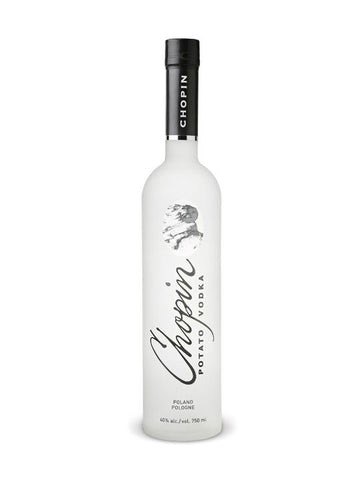 Chopin Potato Black Vodka 750ml