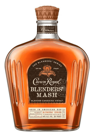 crown royal® blenders' mash