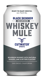 Cutwater bourbon Whiskey Mule Cocktail 4 Pack 12oz