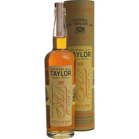 Colonel E.H. Taylor Jr. Small Batch Bourbon Whiskey