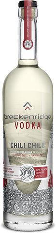 breckenridge chili chile vodka
