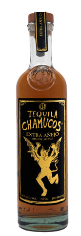 Chamucos Extra Anejo Tequila - 750ml