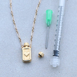 The Original Oil Bottle Necklace