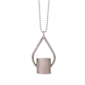 The Teardrop Rollerball Bottle Necklace Top