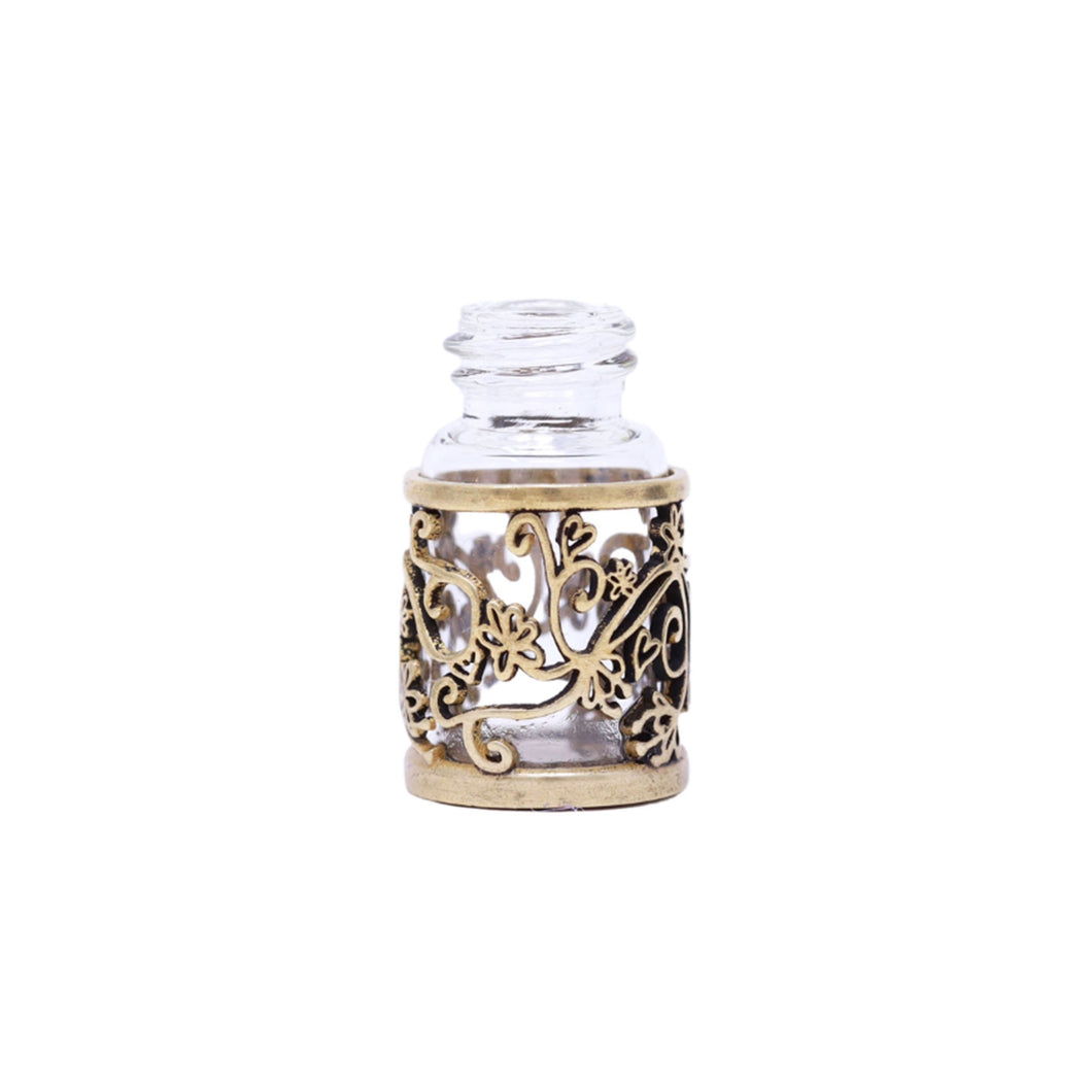 The Whimsical Garden Rollerball 2mL Bottle Necklace Base