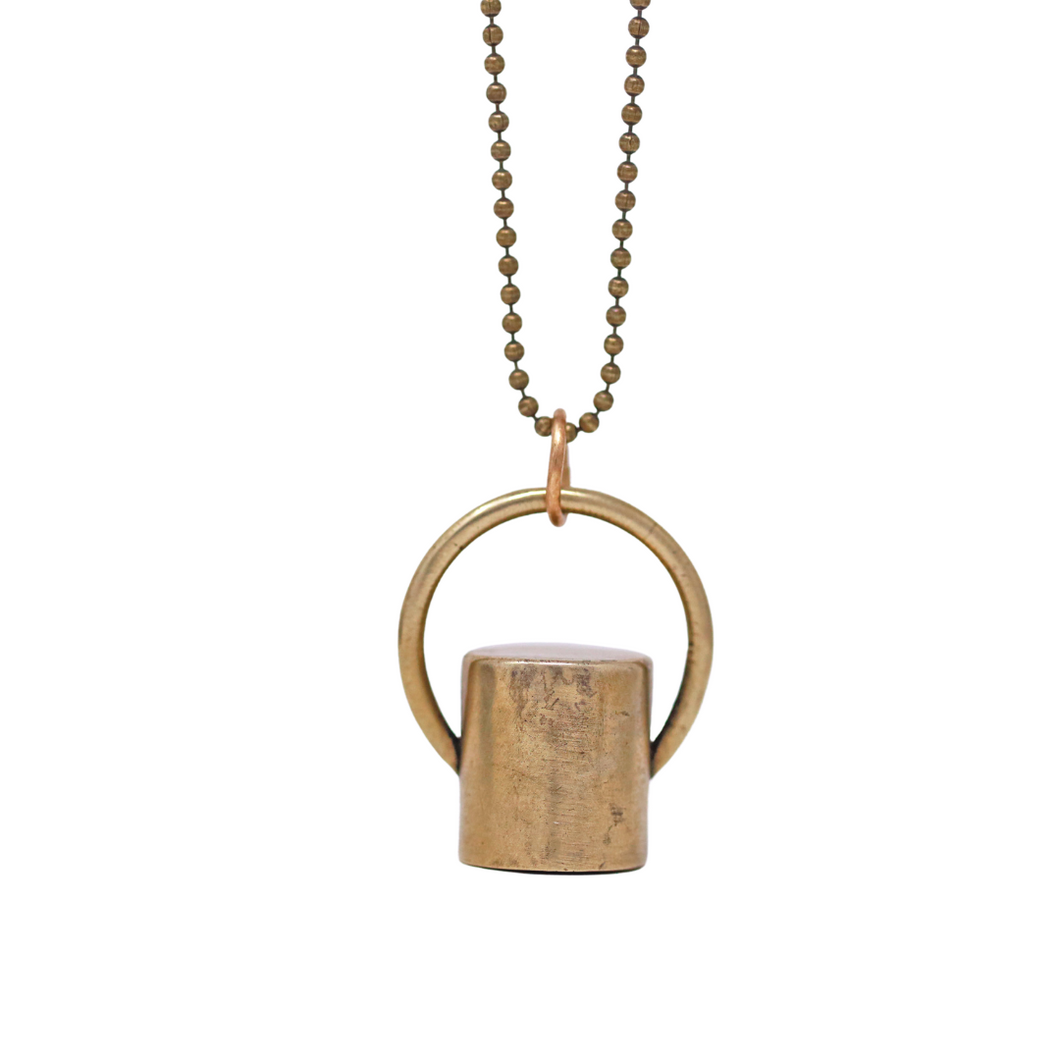 The Original Rollerball Bottle Necklace Top