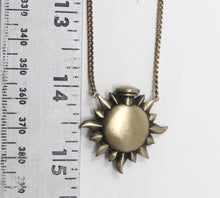 Load image into Gallery viewer, The Sun Ray Bottle Necklace