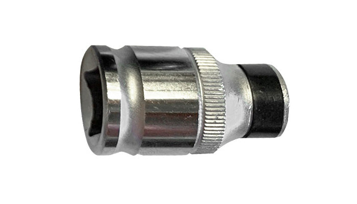 "1/2"" square hex bit adaptor for use with impact driver"