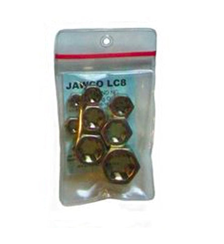 "MADE IN USA Jawco Eight Left-Hand Coarse NC-USS Thread-Restoring Dies (1/4""-20 tpi, 5/16""-18, 3/8""-16, 7/16""-14, 1/2""-13, 9/16""-12, 5/8""-11, 3/4""-10 tpi)"