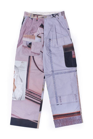 Graphic widepants