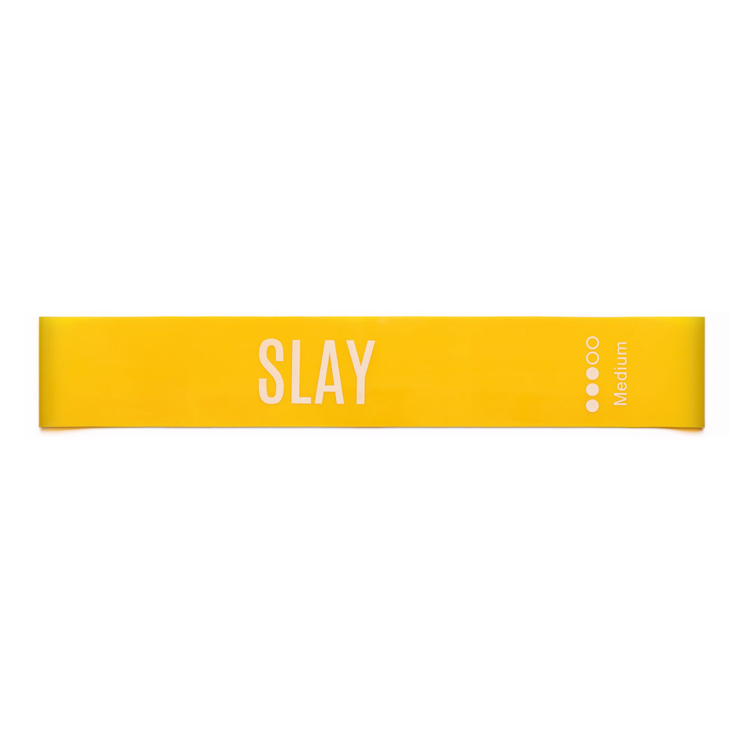 YELLOW SLAY MINI BAND (REPLACEMENT)