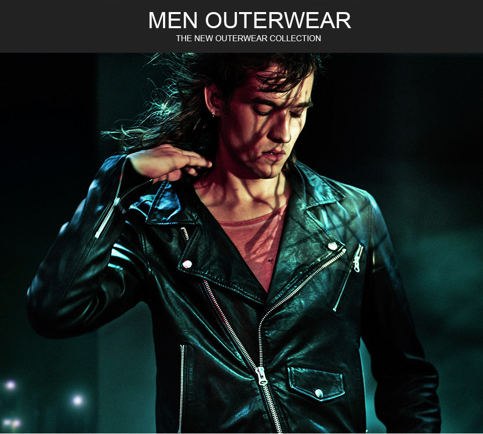 Men's Outerwear & Jackets