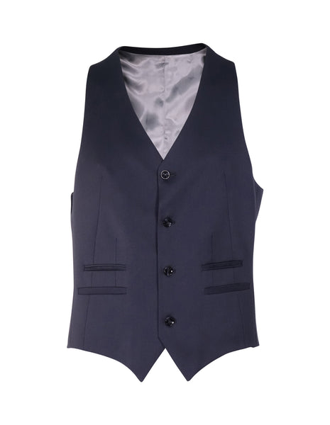 Black Waistcoat Tiger Of Sweden